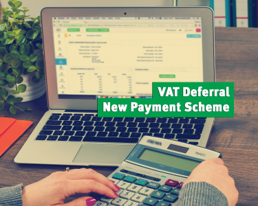 VAT Deferral New Payment Scheme – online service open