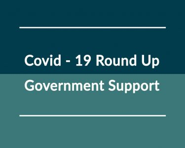 Government COVID-19 support – roundup