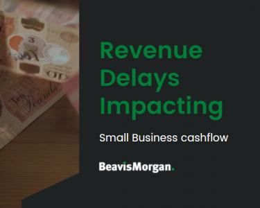 Revenue delays impacting small business cashflow